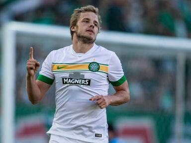 Teemu Pukki: Found his form for Celtic