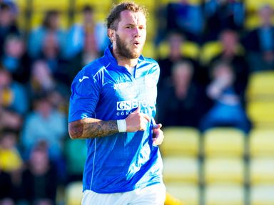 Stevie May: Could be set for a move to Rotherham