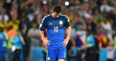 Lionel Messi: Golden Ball award has caused controversy