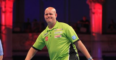 Van Gerwen wins in Singapore