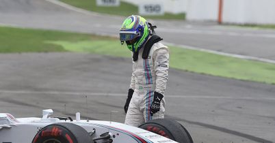 Williams backs Massa