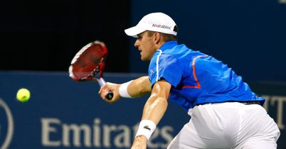 Isner survives Atlanta scare
