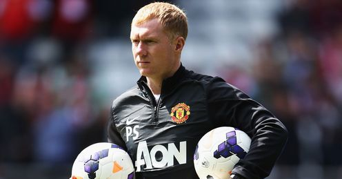 Paul Scholes: Former Manchester United star says the current squad is unbalanced