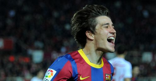 Bojan Krkic: Has penned a four-year deal at the Britannia Stadium