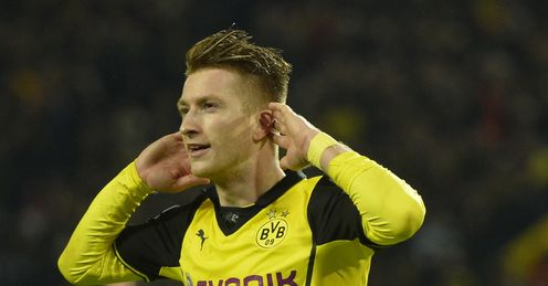Marco Reus: Has reportedly rejected a new contract offer