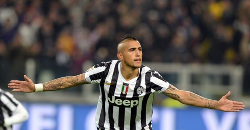 Arturo Vidal: Has not asked to leave Juventus