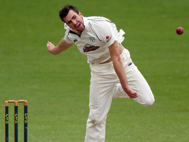 Jack Shantry: Bowled Worcestershire to victory
