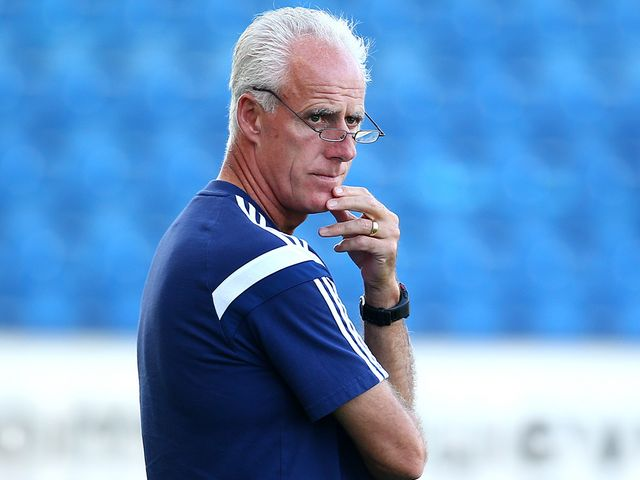 Mick McCarthy's Ipswich are out of the Capital One Cup