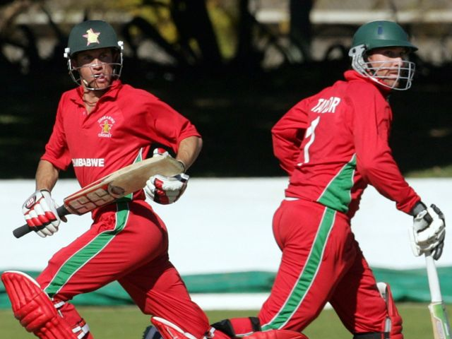 Sean Williams: Made 70 in Zimbabwe victory