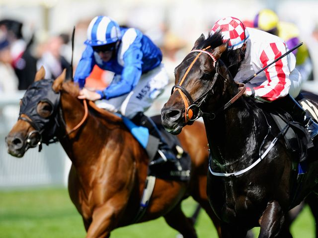 Slade Power is among the market leaders for the July Cup