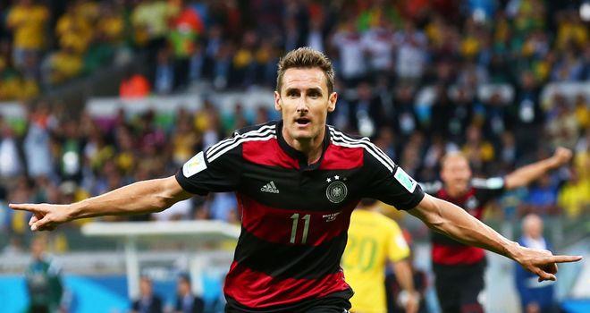 Miroslav Klose: Retires from internationals