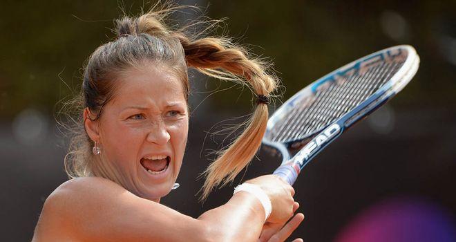 Bojana Jovanovski: Will face surprise package Misa Eguchi in the quarter-finals