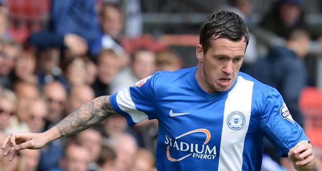 Danny Swanson: Signed two-year deal at Coventry