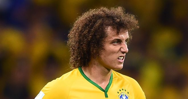 David Luiz: Can recover quickly, says Zlatan Ibrahimovic
