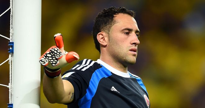 David Ospina: Colombia goalkeeper has joined Arsenal