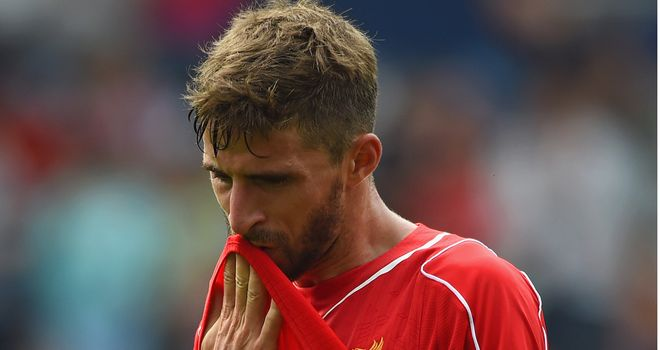 Fabio Borini: The Italian forward is keen to stay at Liverpool and prove himself under Brendan Rodgers.