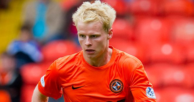 Gary Mackay-Steven: Dundee United reject bid