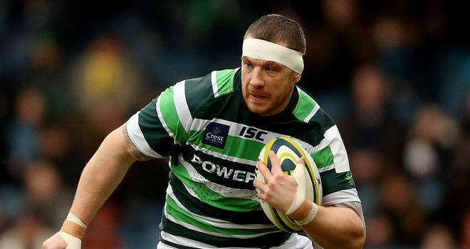 Yapp: Has moved to London Wasps