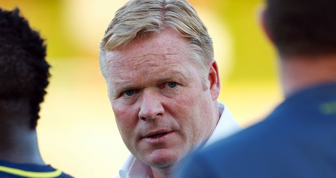 Ronald Koeman: Confirms Saphir Taider deal