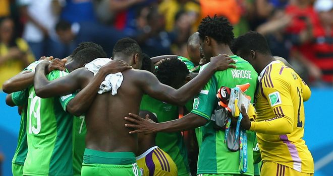 Nigeria: FIFA suspension lifted