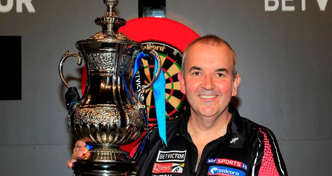Taylor: Defending World Matchplay in Blackpool