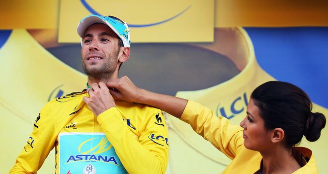 Vincenzo Nibali will become only the sixth rider in history to win all three Grand Tours if he completes victory at the Tour