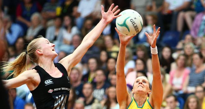 Commonwealth Games: the world's best netballers will be in action in Glasgow this summer