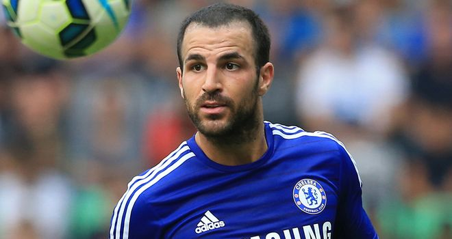 Jose Mourinho: Fabregas is perfectly suited to filling the position Frank Lampard occupied for 13 years