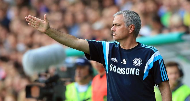 Jose Mourinho: Excited about the future at Stamford Bridge