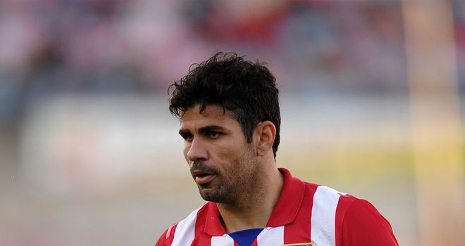 Diego Costa: Determined to achieve success with Chelsea