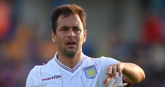 Joe Cole: Took a pay cut to link up with Aston Villa