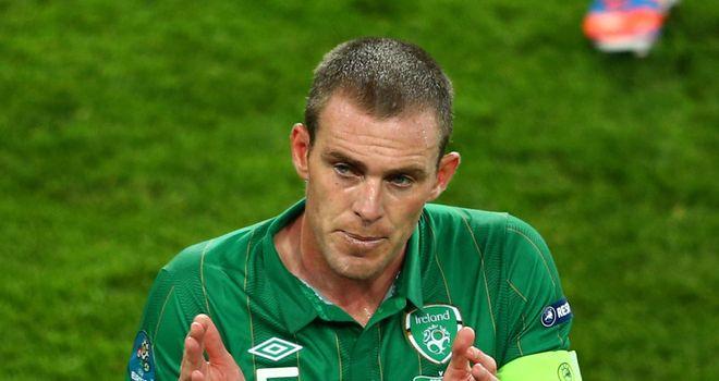 Richard Dunne: Made his Irish debut 14 years ago