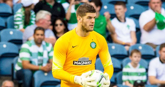 Fraser Forster: Celtic goalkeeper attracting attention from Southampton