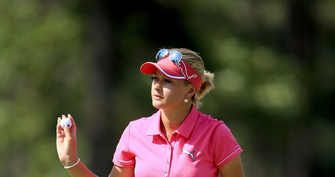 Amy Boulden: Has been working hard as part of the Robert Rock Academy