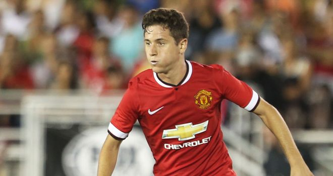 Ander Herrera: Has impressed in friendlies for United