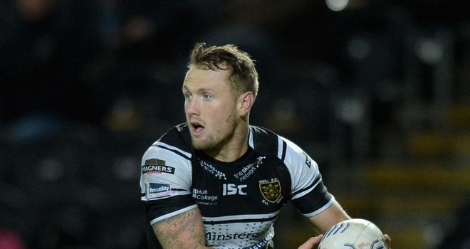 Jordan Rankin: Injury to half-back played a big role in Castleford fightback