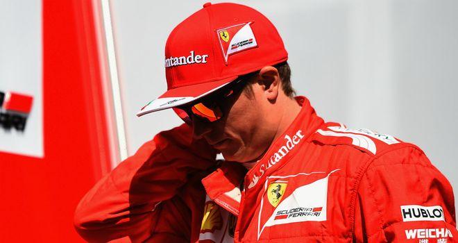 Kimi Raikkonen: Has struggled since rejoining Ferrari