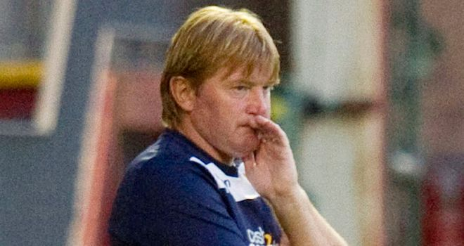 Stuart McCall: Motherwell manager remains optimistic
