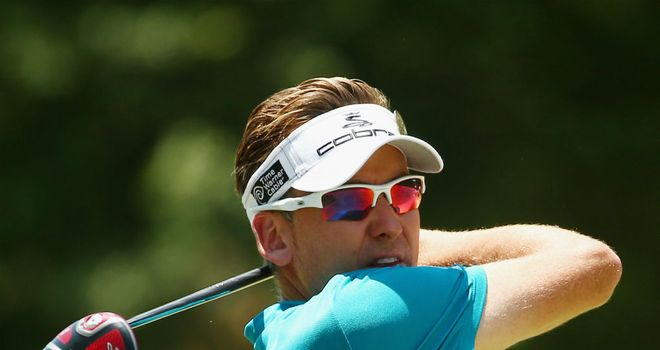 Ian Poulter: The world no 27 is talking up his chances of victory at Hoylake.