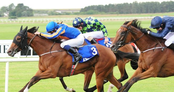 Bracelet wins the Irish Oaks but divided the opinions of our panel.