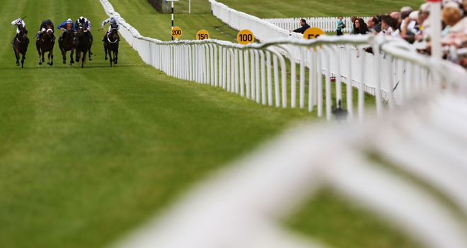 The Curragh: Later start than normal to the 2015 Flat season
