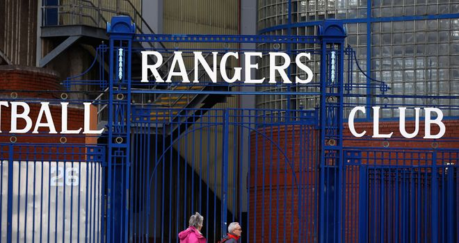 Rangers: Club are setting up a fans board at Ibrox.
