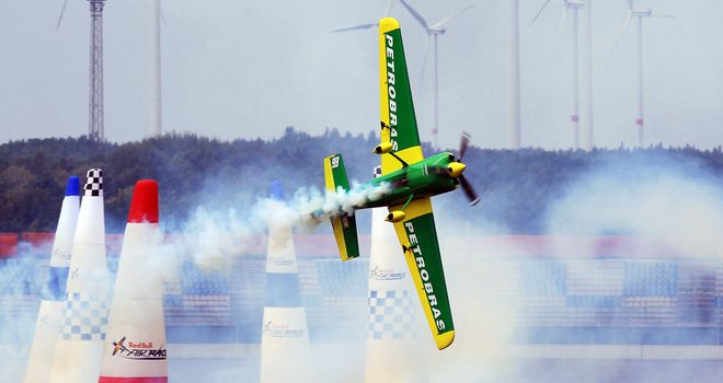 You can buy tickets for the Red Bull Air Race at Ascot in August