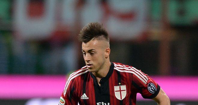 Stephan El Shaarawy: Staying put at AC Milan