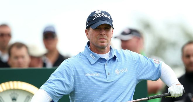 Steve Stricker: Has opted not to make the trip across the Atlantic for the Open at Hoylake