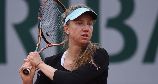 Mona Barthel: The German beat Kaia Kanepi to reach last-four