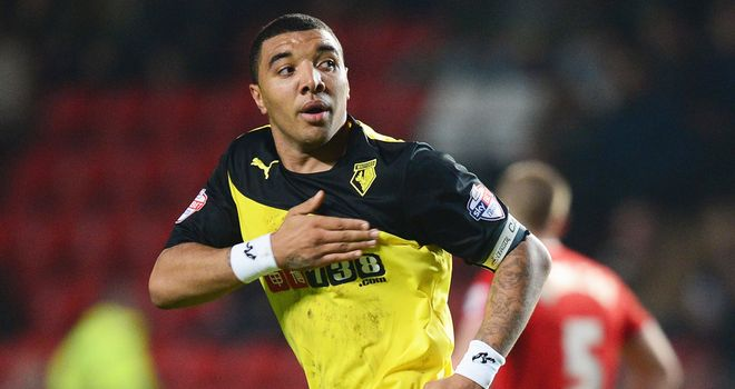 Troy Deeney: Being linked with a Premier League move