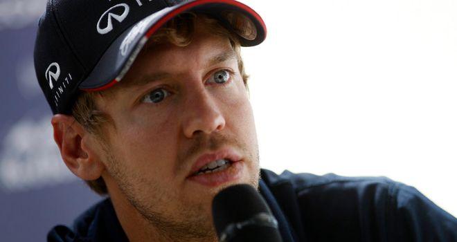 Sebastian Vettel: Birthday boy backing Renault