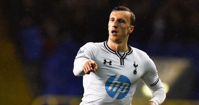 Vlad Chiriches: Has struggled to settle at White Hart Lane