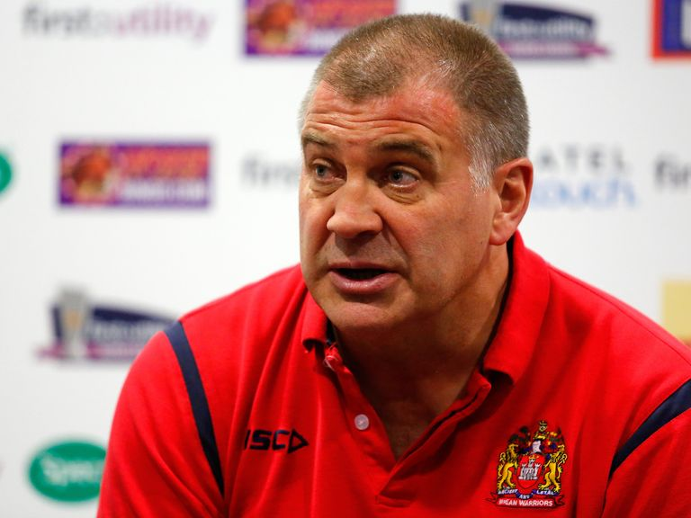 Shaun Wane: Won't be adding further to his squad